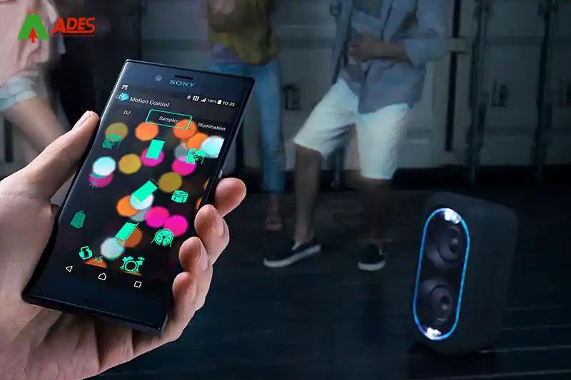 ket noi khong day den dien thoai voi NFC va Bluetooth