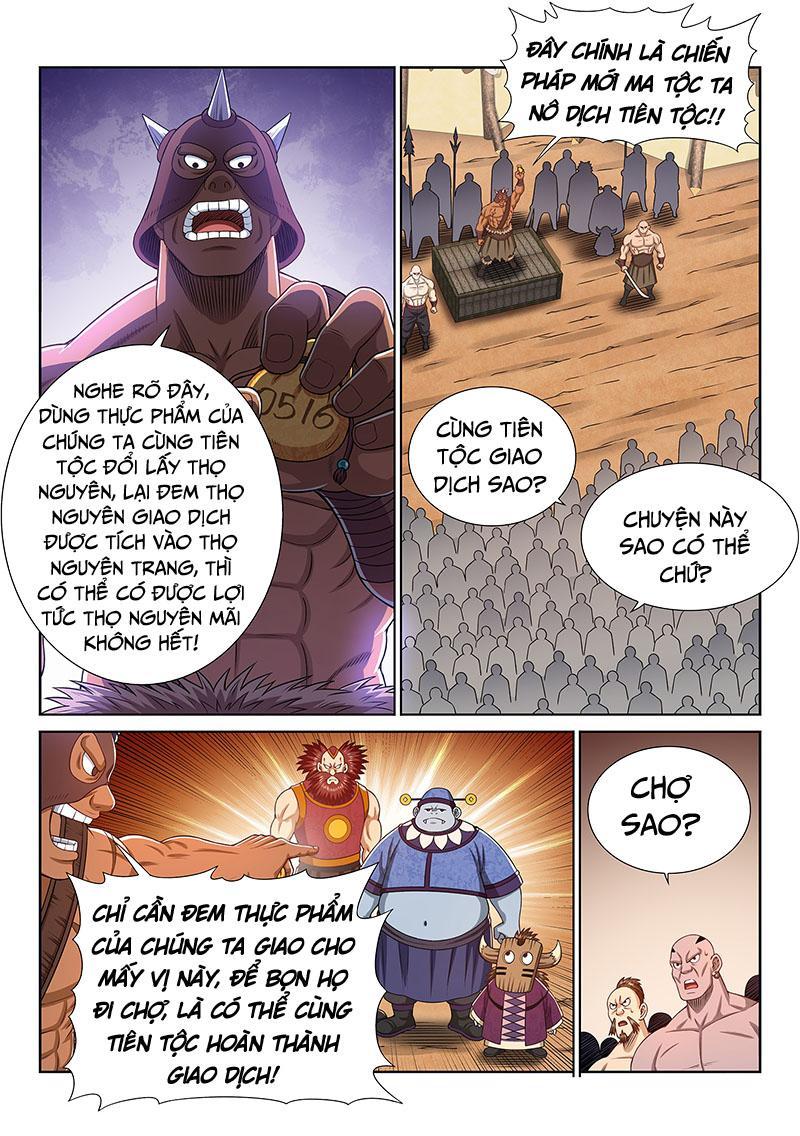 Ta Là Đại Thần Tiên chap 315 - Trang 3