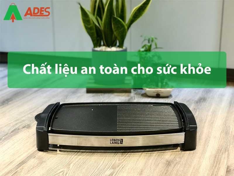 Chat lieu an toan cho suc khoe