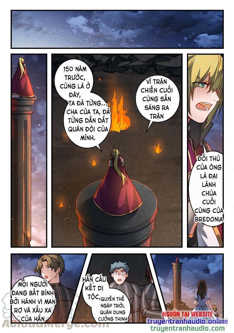Trước Kia Có Tòa Linh Kiếm Sơn chap 505 - Trang 8