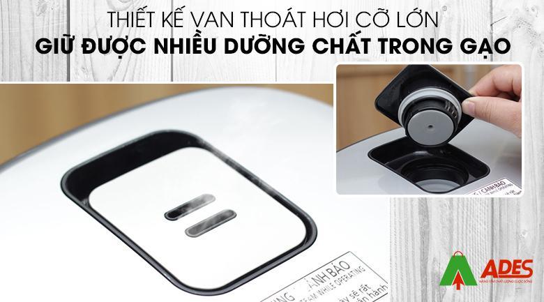 Van thoat hoi nuoc thong minh