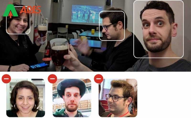 Tinh nang nhan dien khuon mat  tren Google Photos la gi?
